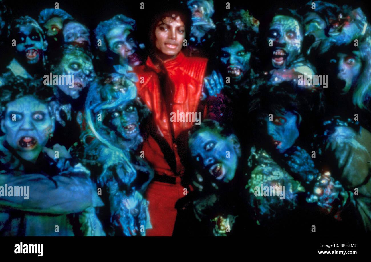 THRILLER (VIDEO 1983) Michael Jackson THRI 001 Imagen De Stock