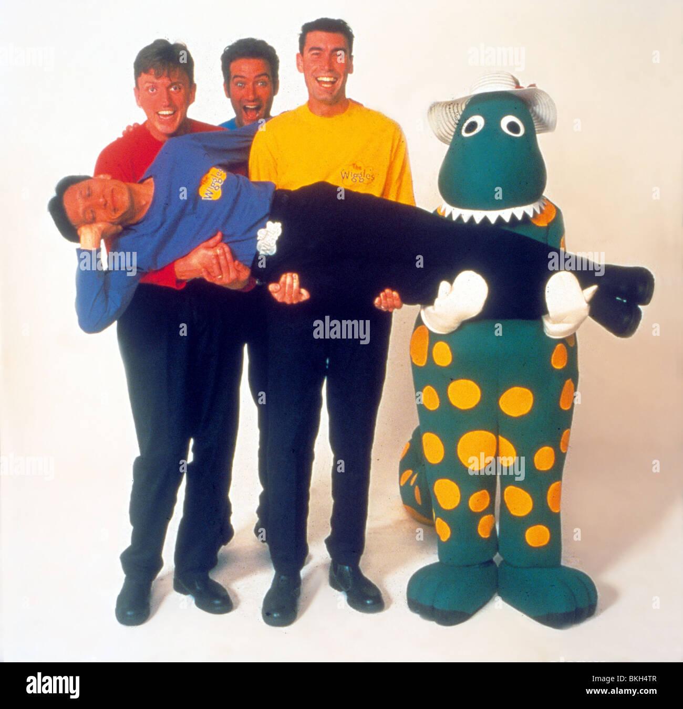 Los Wiggles MOVIE -1997 Imagen De Stock