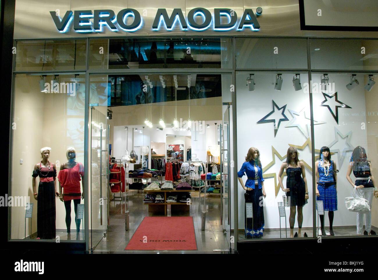 Vero Moda Imagen De Stock