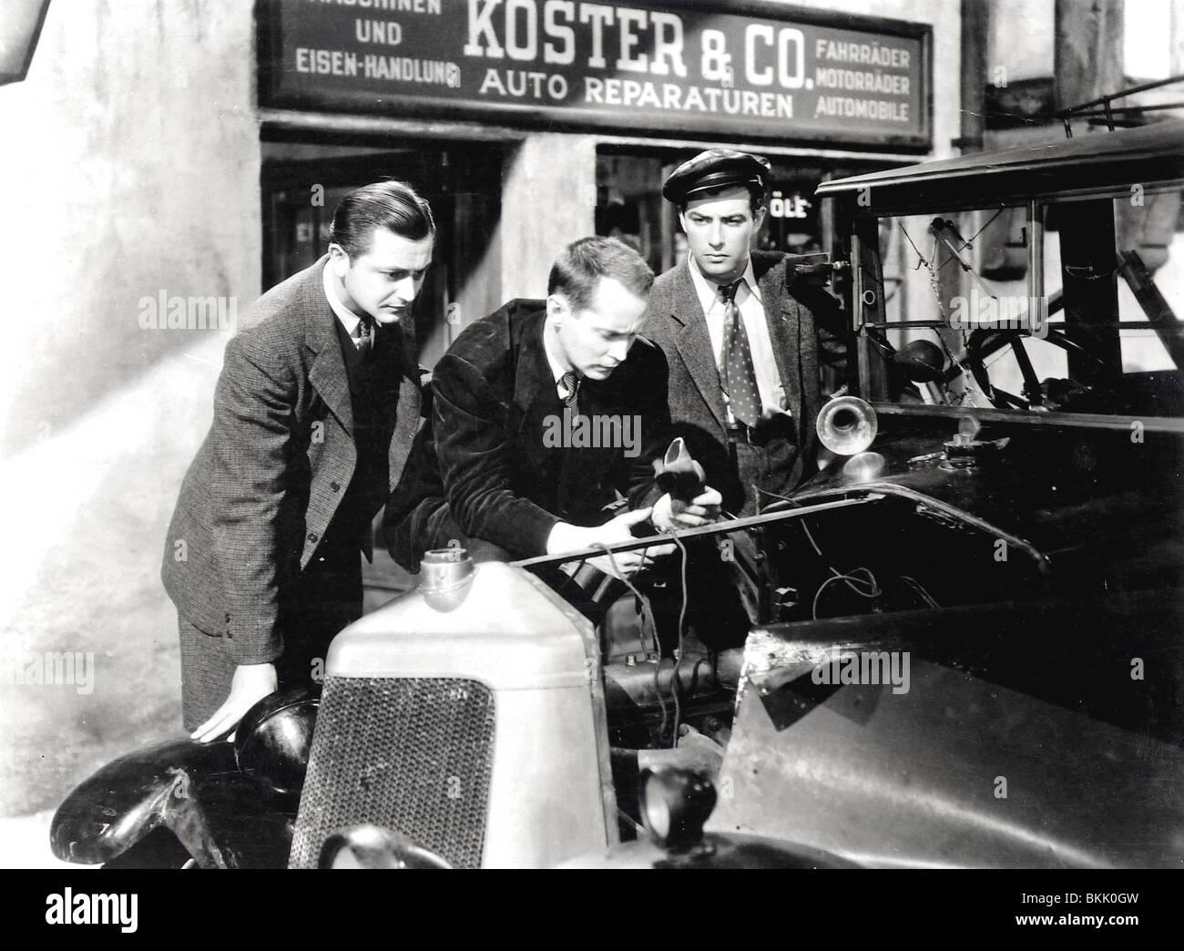 Tres camaradas (1938), Robert Young, Franchot Tone, Robert Taylor TREC 001 P Imagen De Stock