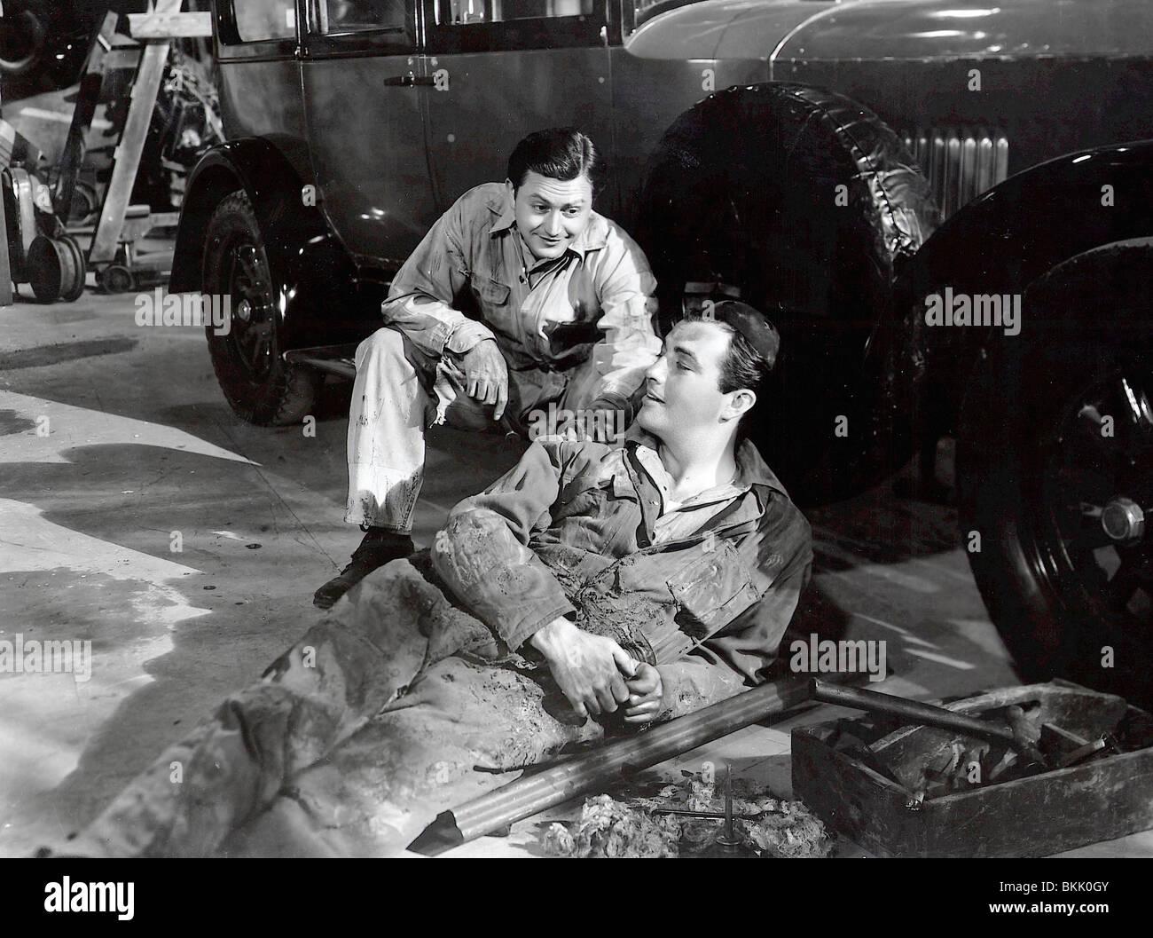 Tres camaradas (1938), Robert Young, Robert Taylor TREC 004 P Imagen De Stock