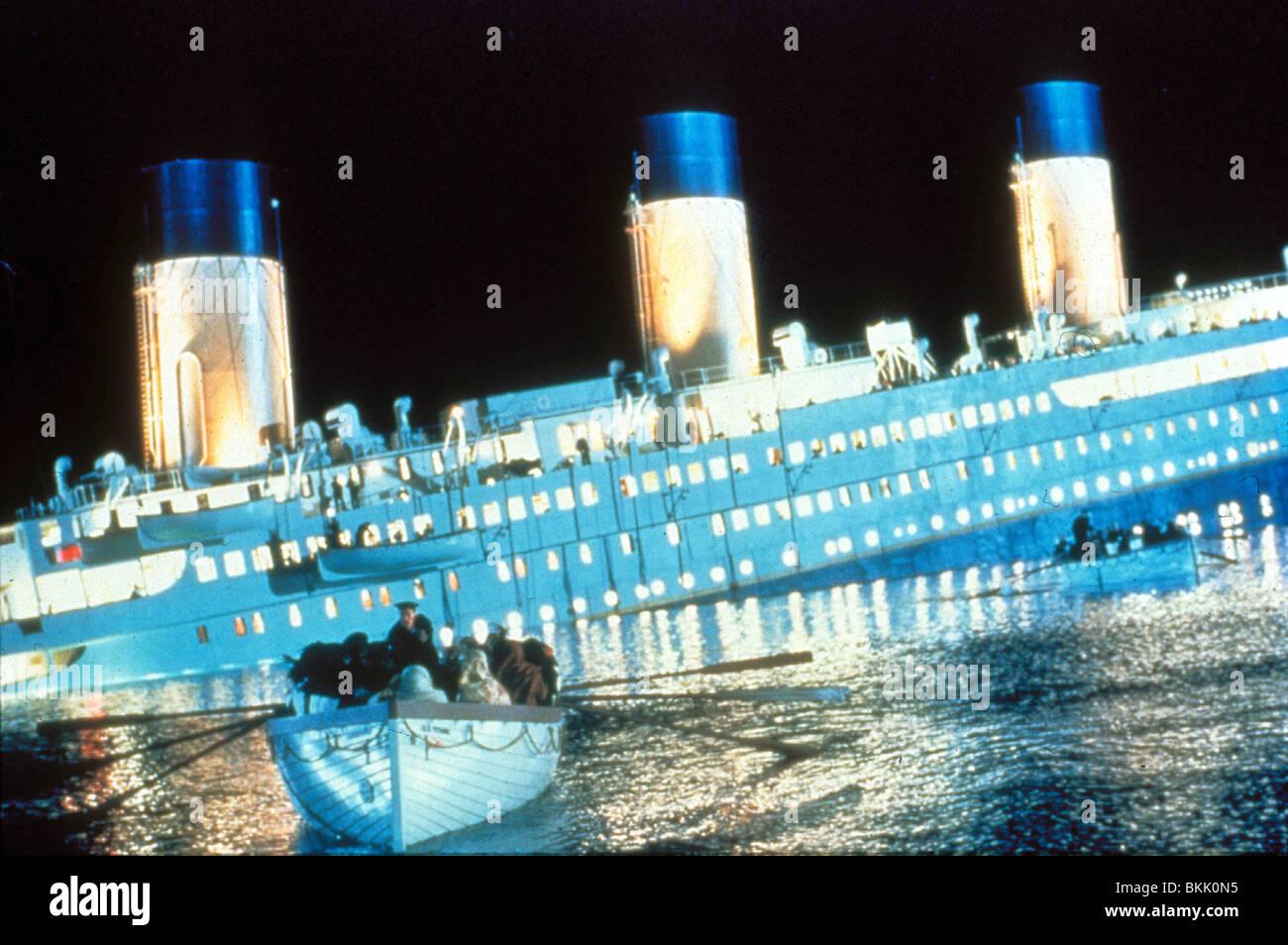 TITANIC -1997 Imagen De Stock
