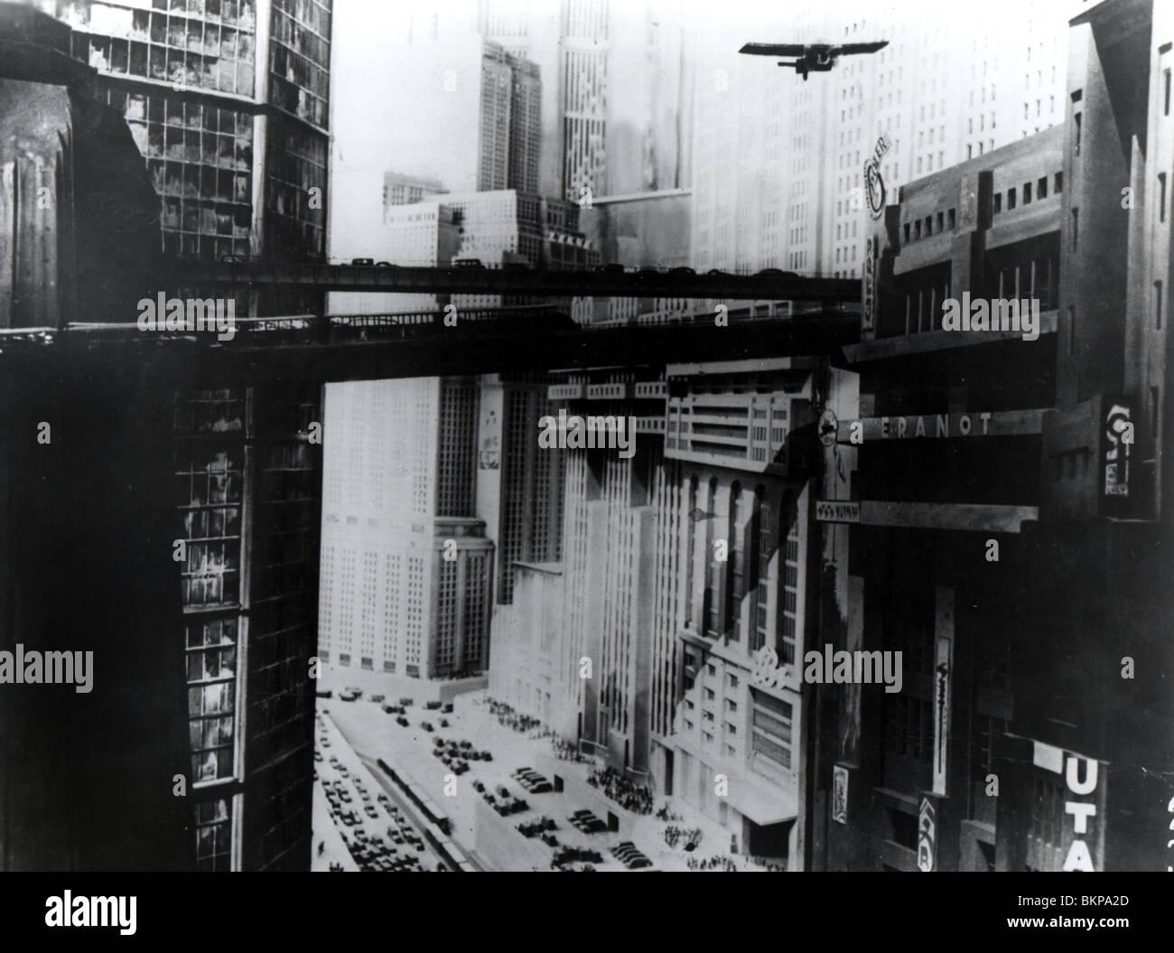METROPOLIS -1927 Imagen De Stock