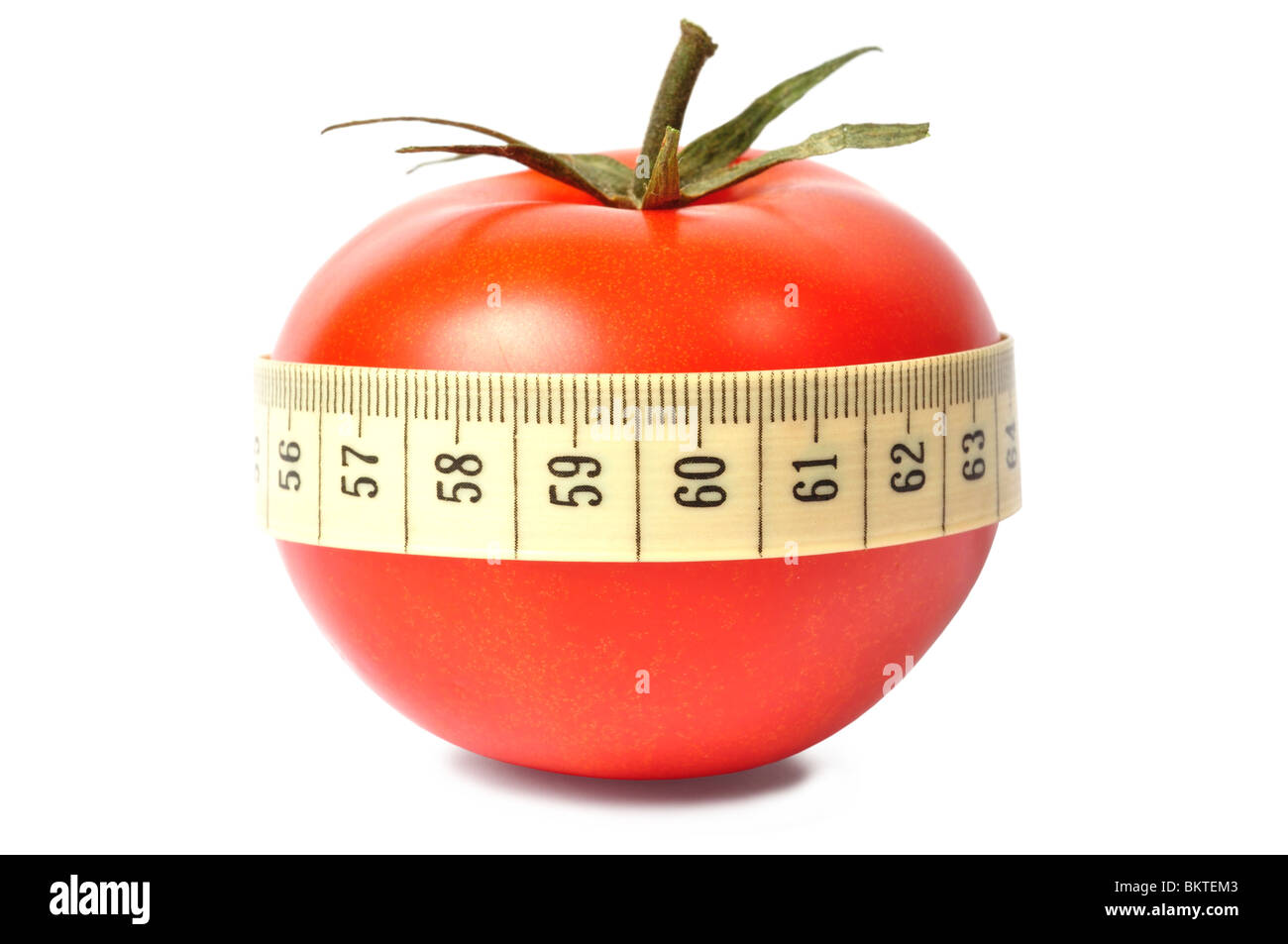 Concepto de dieta Imagen De Stock