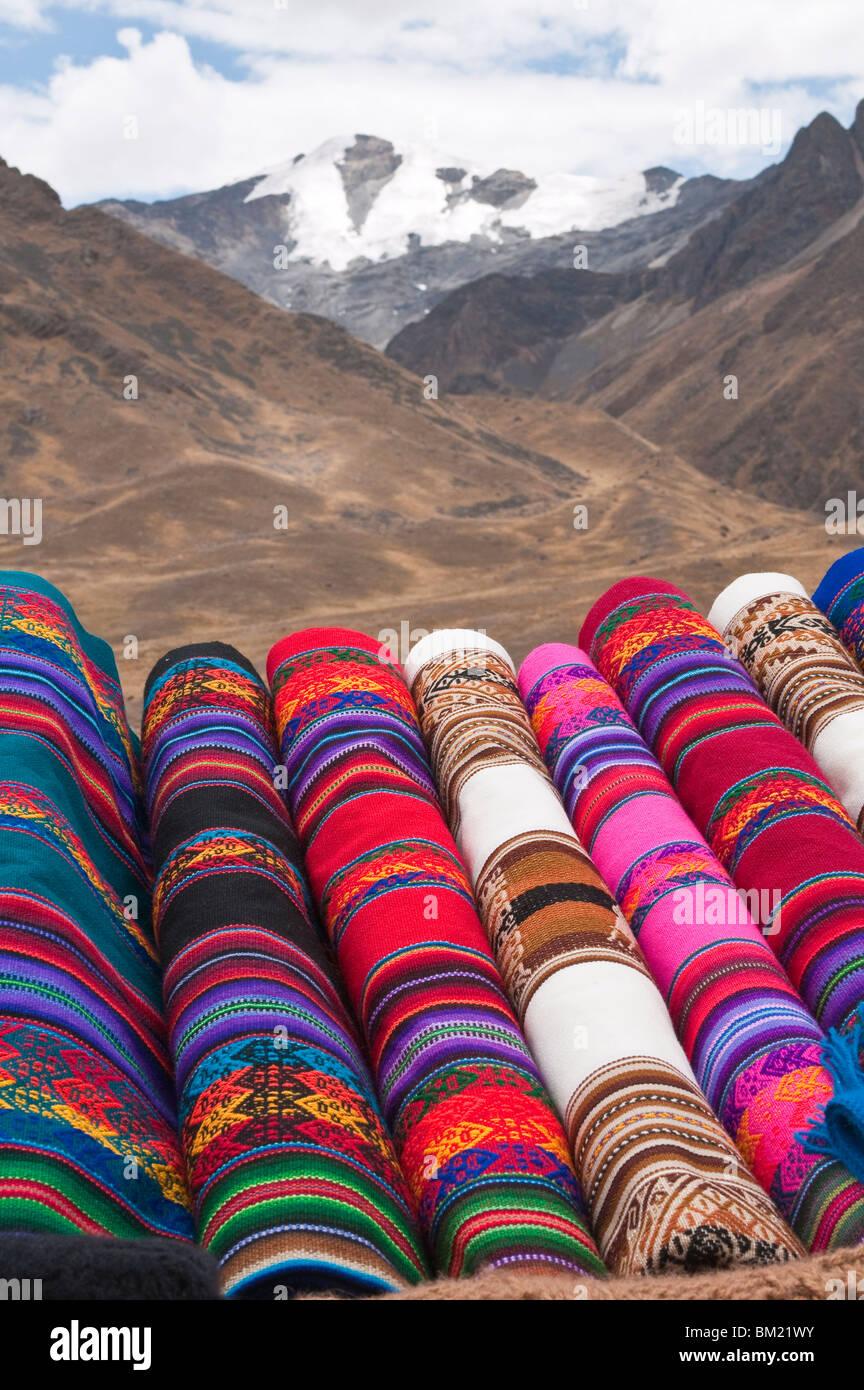 Feliz viaje, Perú, América del Sur Imagen De Stock