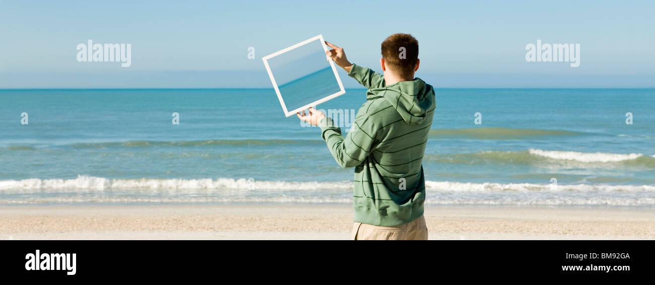 Vistoso Enmarcadas Océano Fotos Ideas - Ideas Personalizadas de ...