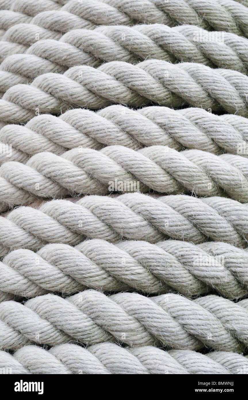 Cuerda, Londres, Reino Unido. Imagen De Stock