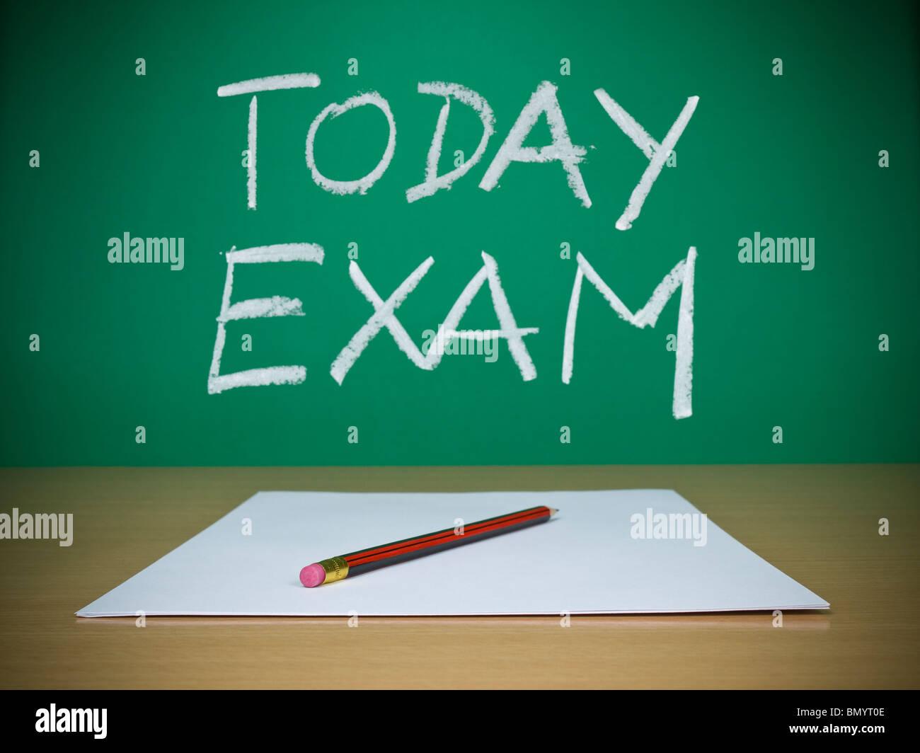 Exam Sheet Imágenes De Stock & Exam Sheet Fotos De Stock - Alamy