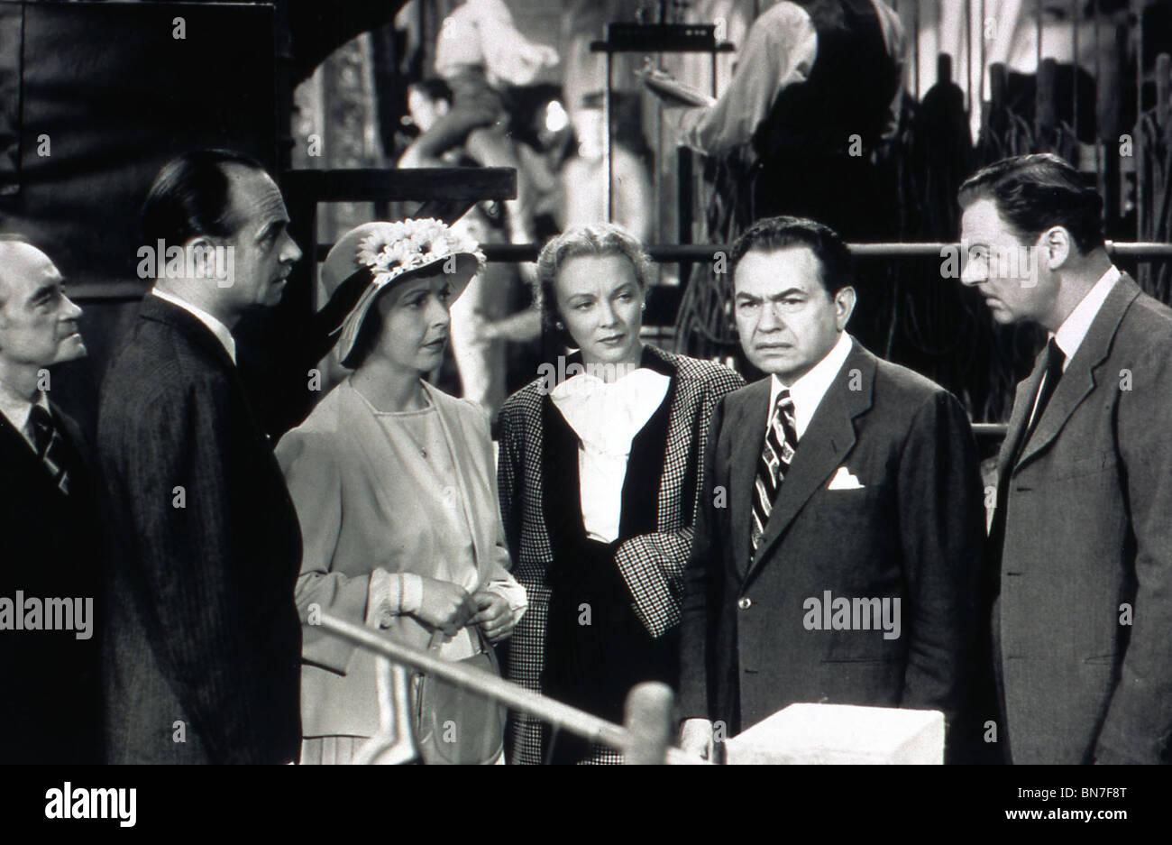 La noche tiene mil ojos (1948) Gail Russell, Edward G. Robinson, JEROME COWAN JOHN FARROW (DIR) Foto de stock