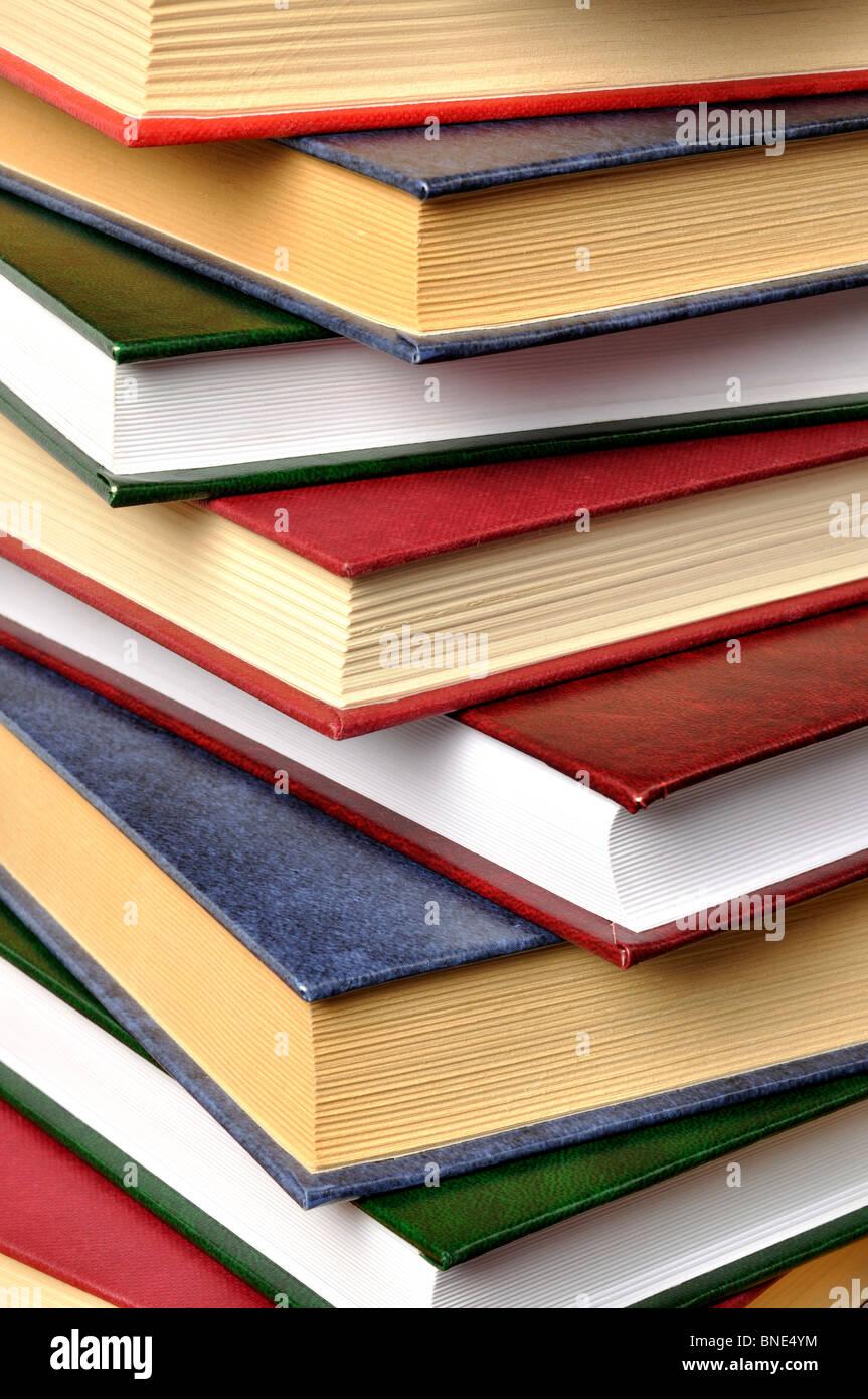 Libros Foto de stock