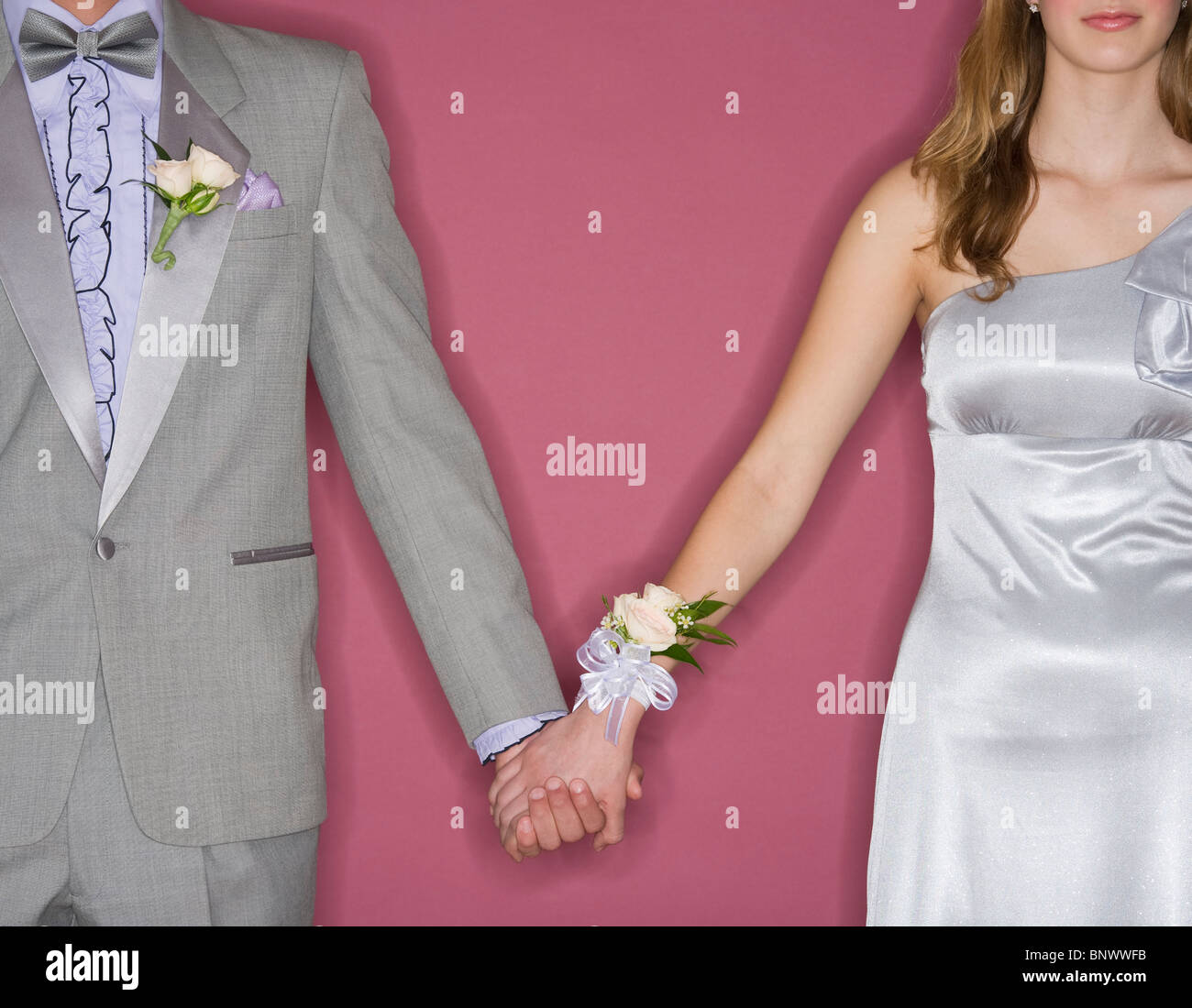 Prom Couples Imágenes De Stock & Prom Couples Fotos De Stock - Alamy