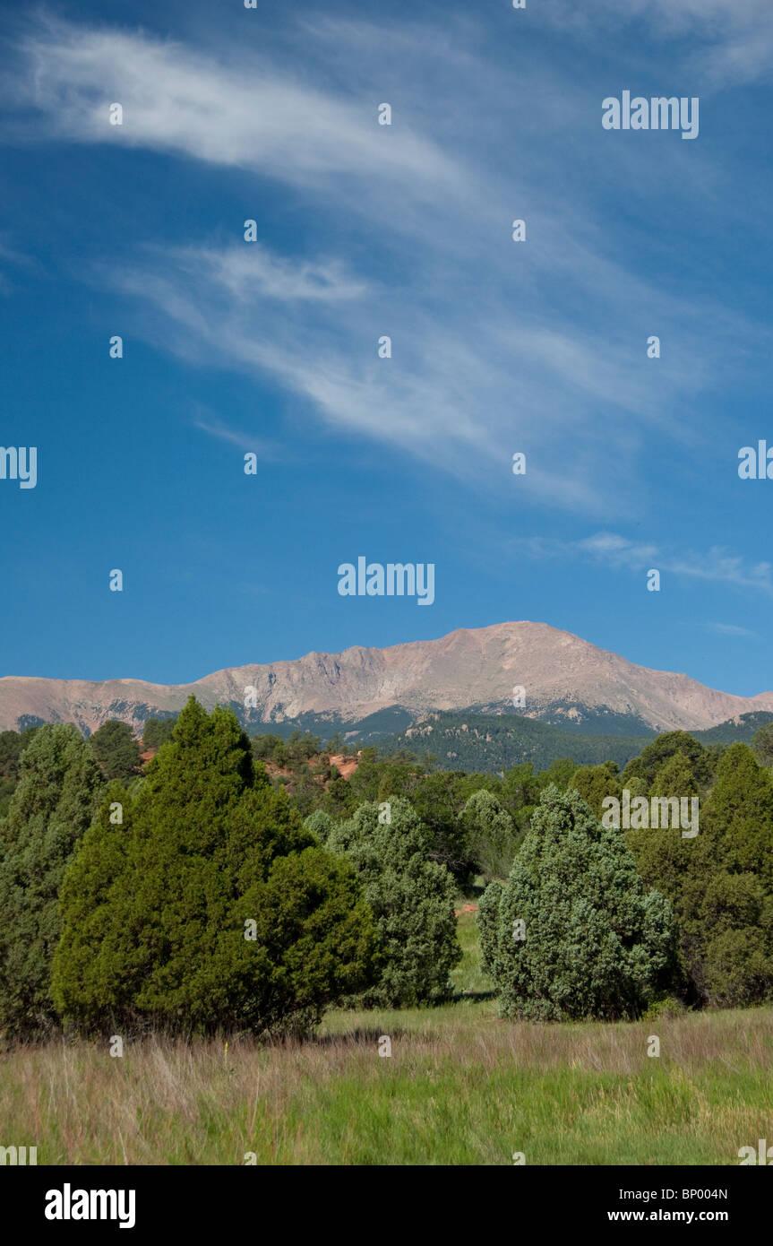 Garden Of The Gods Pikes Peak Colorado Rockies Pikes Peak Imágenes ...