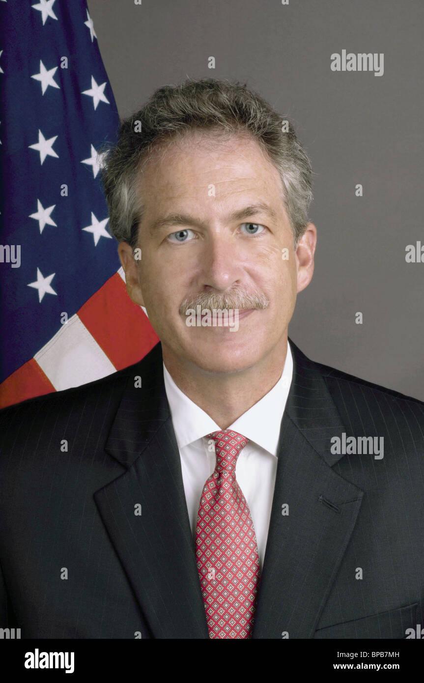 Nombramiento del nuevo embajador de Estados Unidos en Rusia Foto de stock