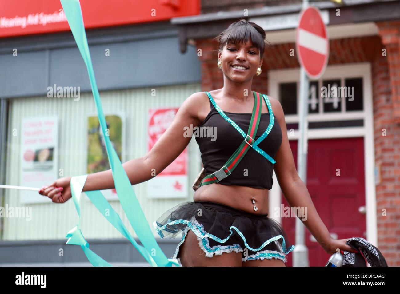 El Carnaval de Notting Hill Notting Hill London UK Inglaterra Imagen De Stock