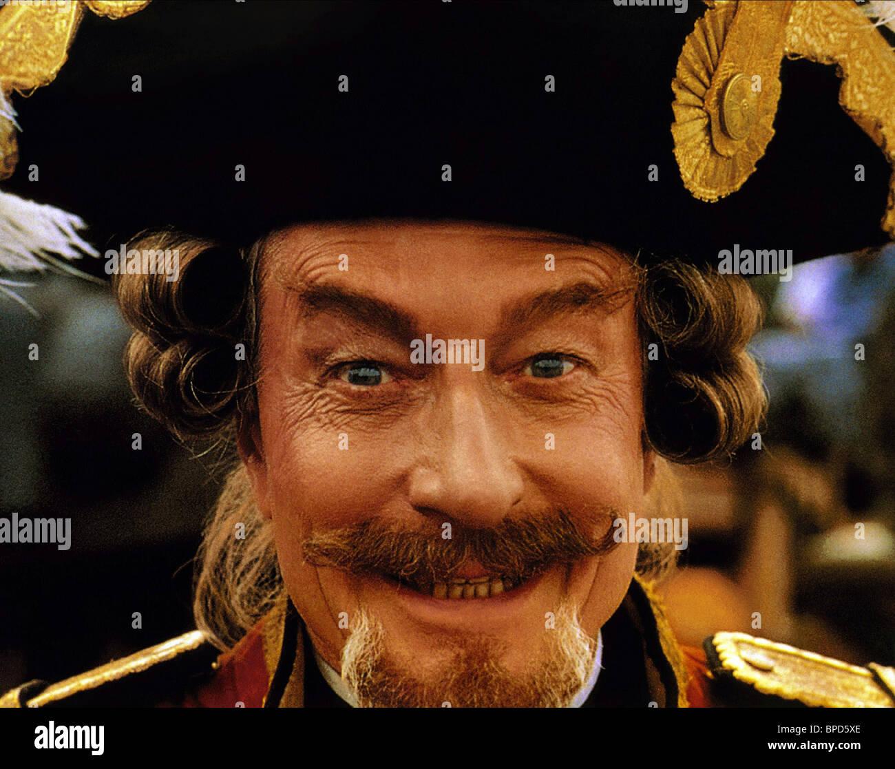 JOHN NEVILLE Las aventuras del barón Munchausen (1988) Foto de stock