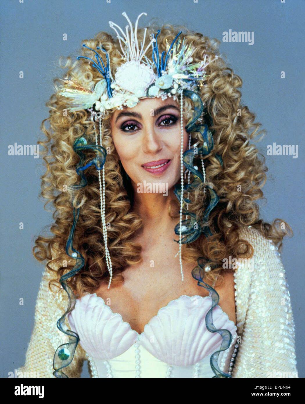 CHER sirenas (1990) Imagen De Stock