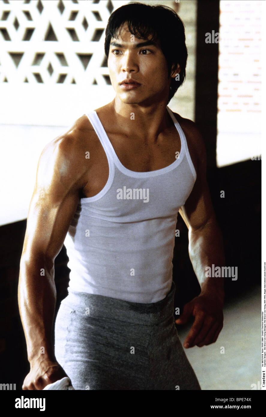 Jason Scott Lee Dragon La Historia De Bruce Lee 1993 Foto Imagen