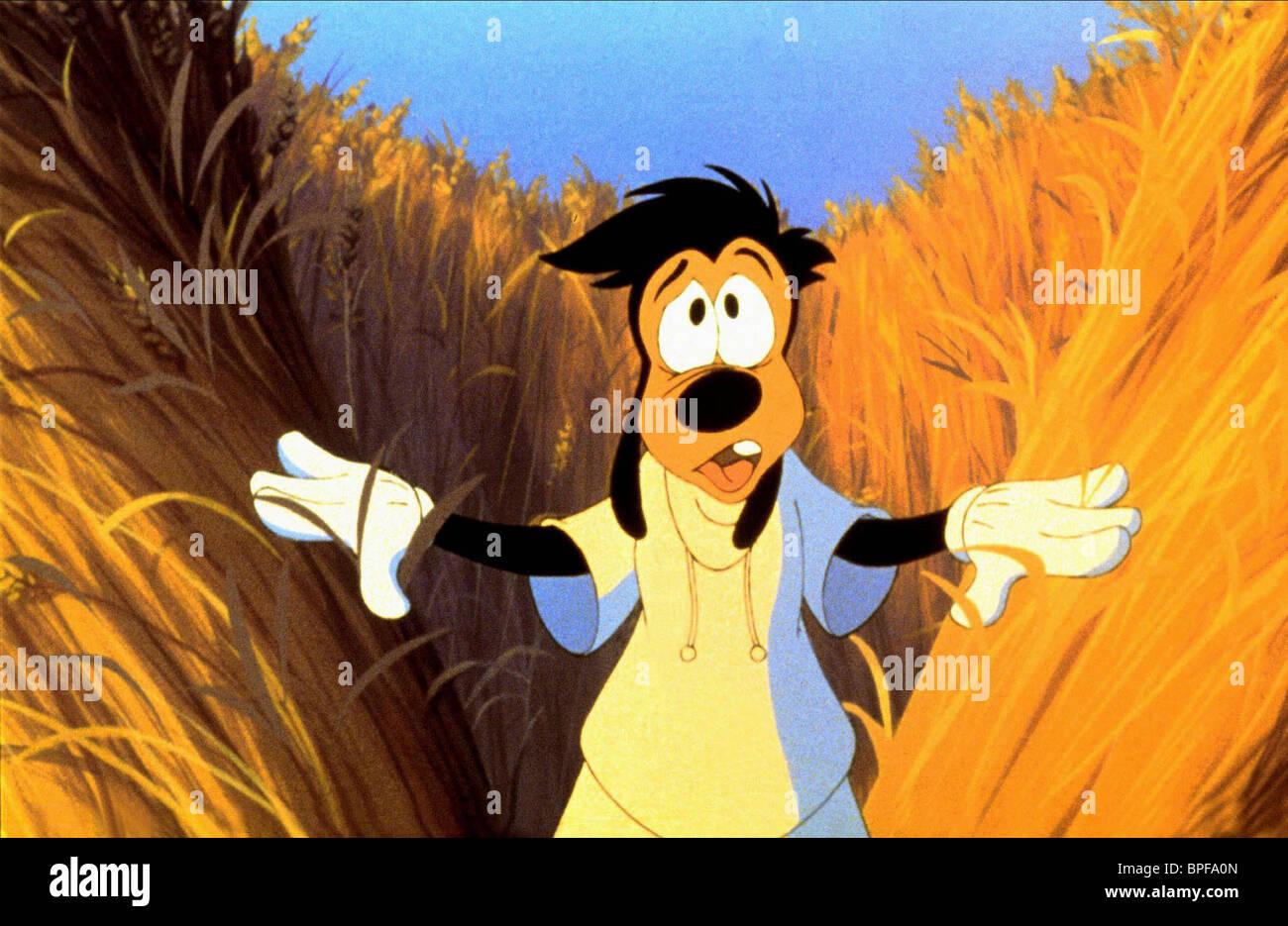 MAX A Goofy Movie (1995) Foto de stock