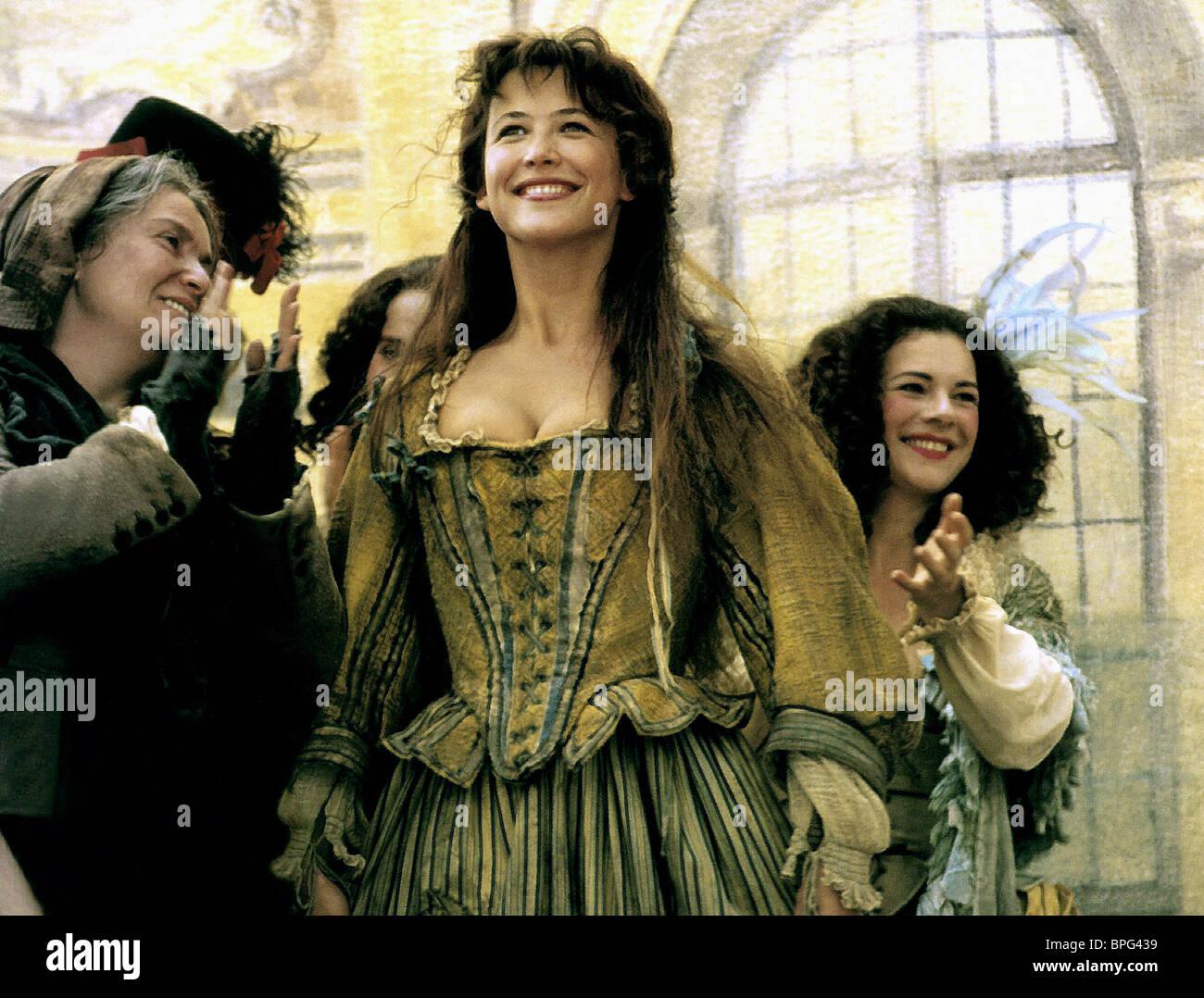 SOPHIE MARCEAU MARQUISE (1997) Imagen De Stock