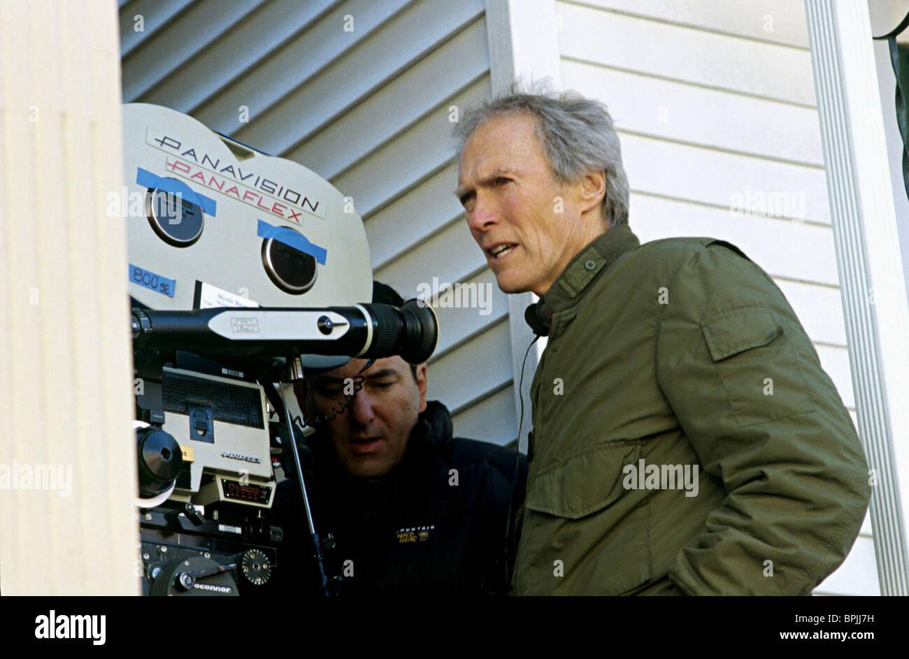 MYSTIC RIVER, Clint Eastwood, 2003 Imagen De Stock