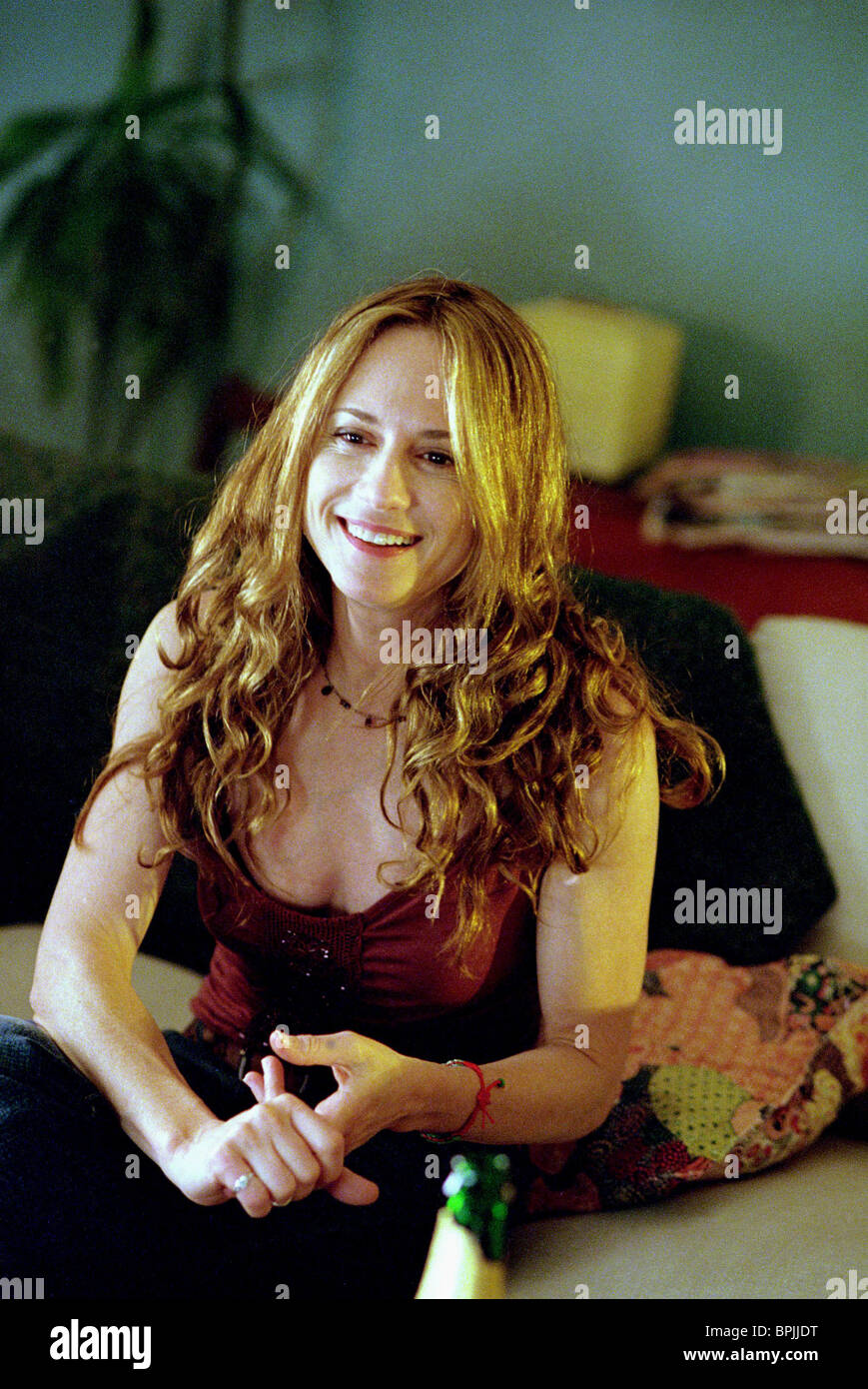 HOLLY HUNTER trece (2003) Imagen De Stock