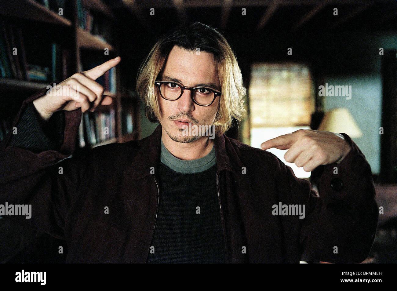 Johnny Depp La Ventana Secreta 2004 Foto Imagen De Stock