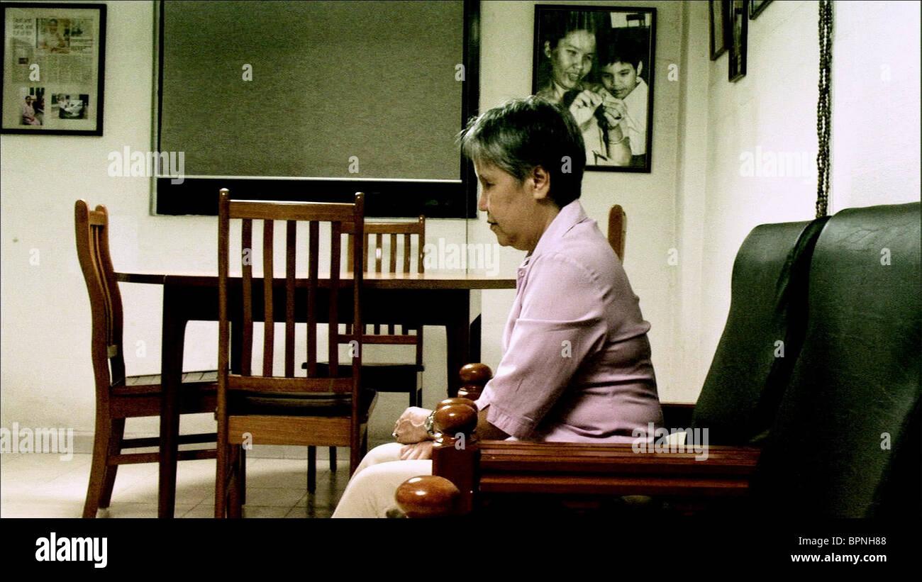 THERESA CHAN estar conmigo; (2005). Imagen De Stock