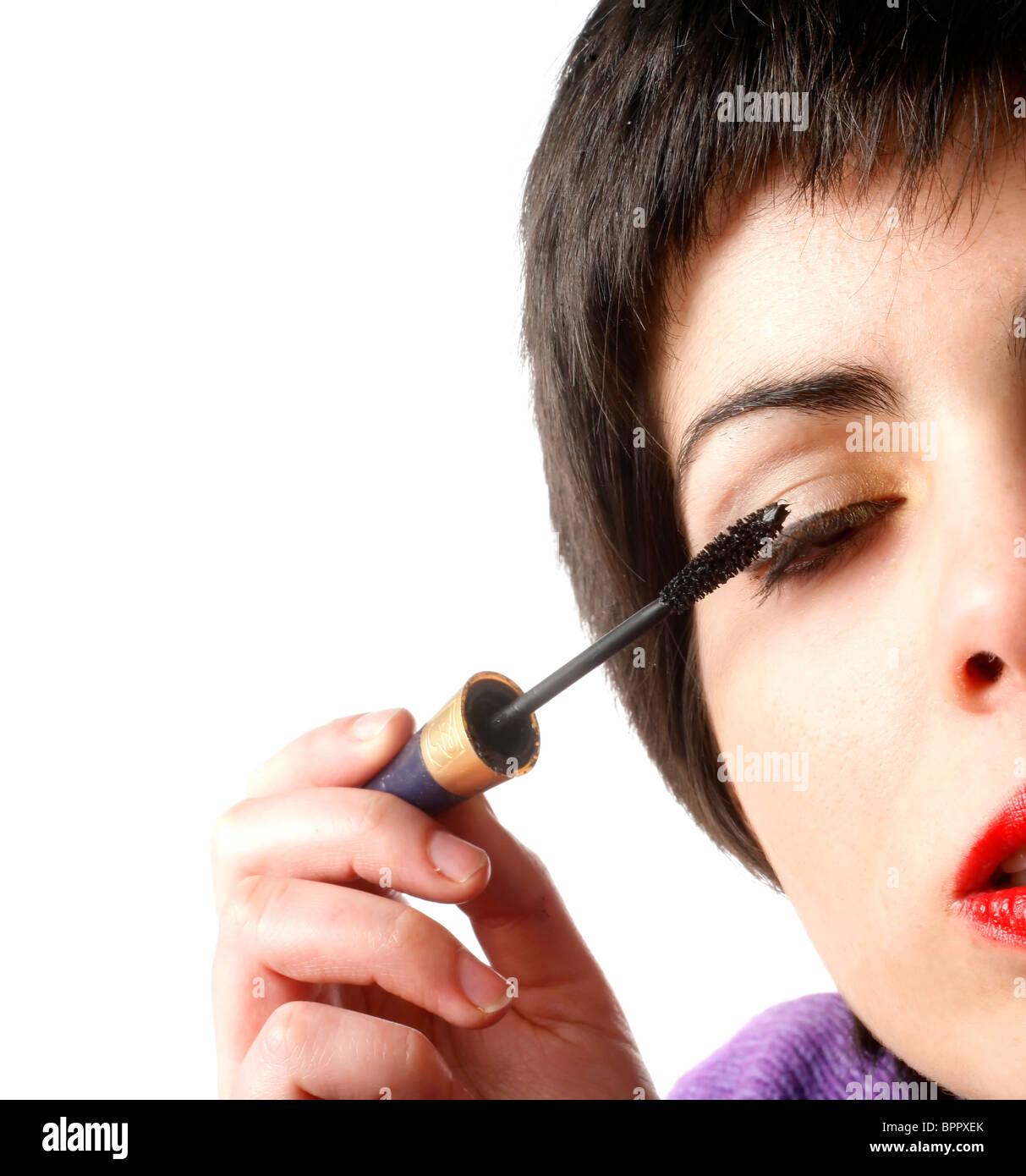 Maquillaje Imagen De Stock