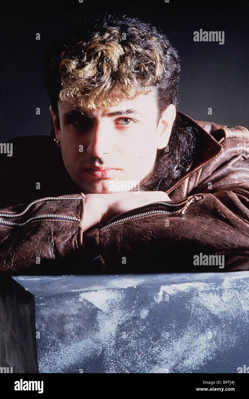 JAKKO Singer (1983) Imagen De Stock