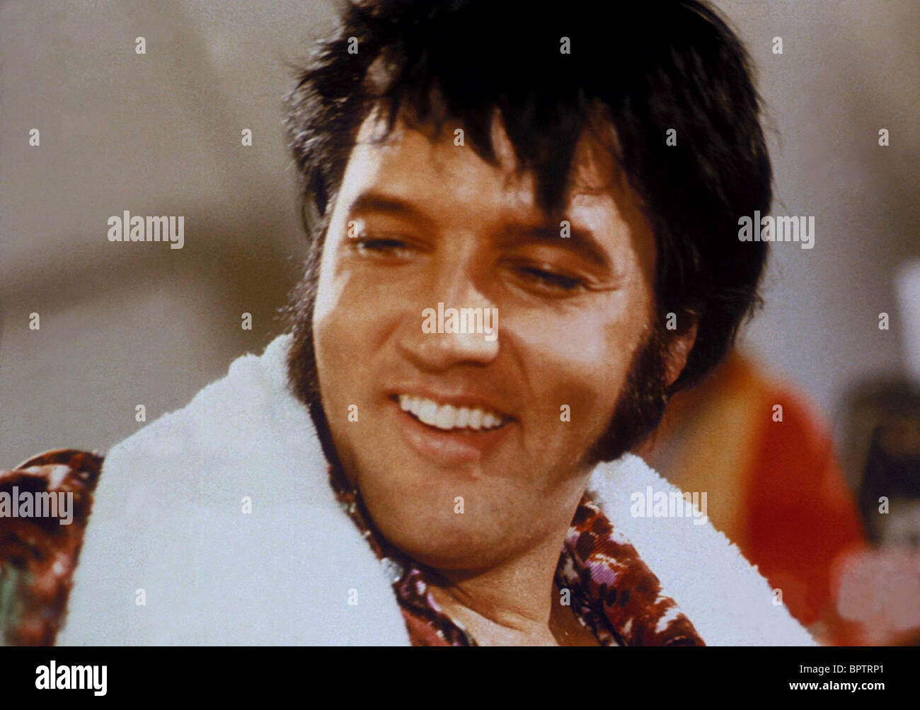 ELVIS PRESLEY cantante (1965) Imagen De Stock