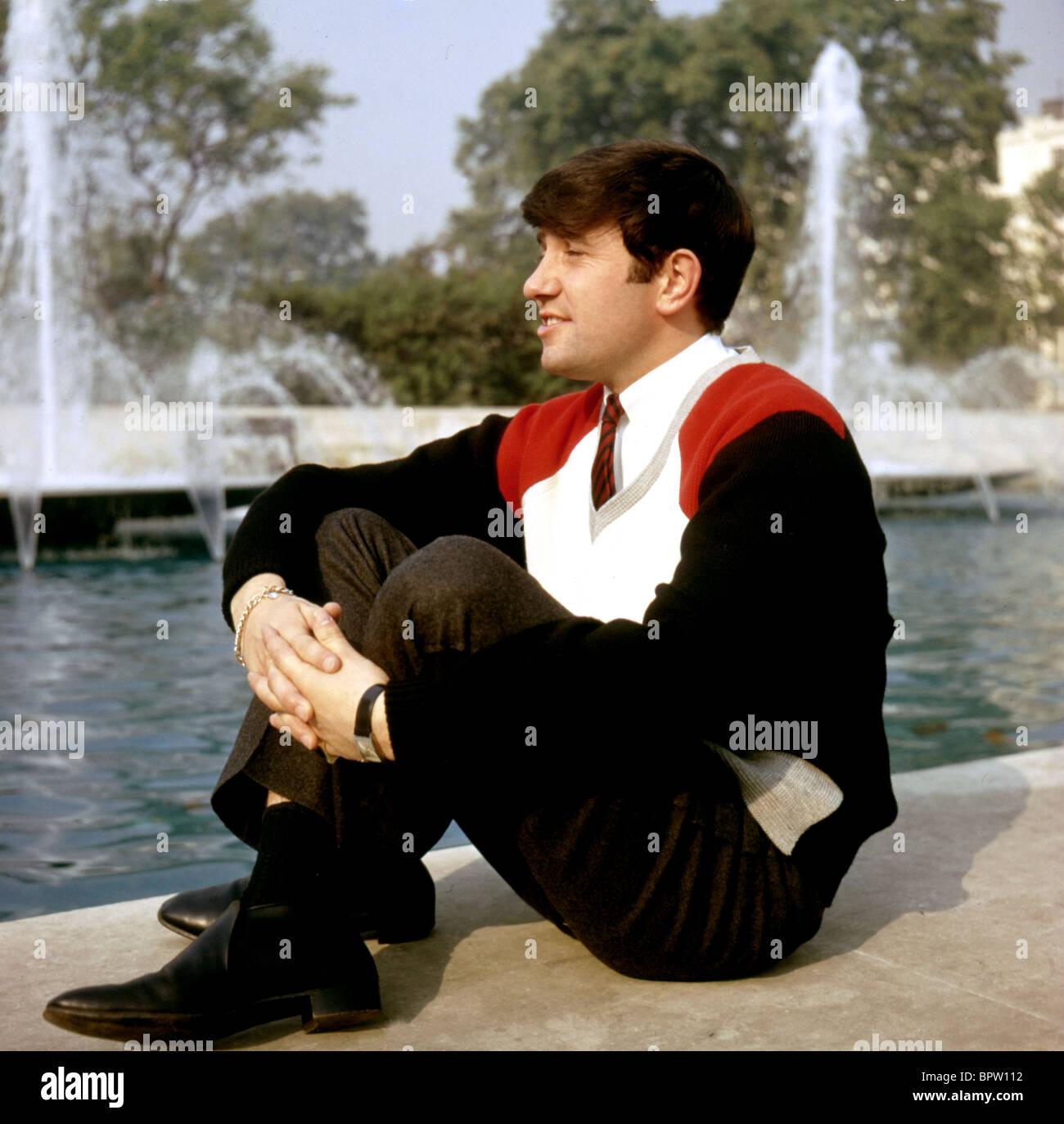 JIMMY TARBUCK COMEDIANTE (1965) Imagen De Stock