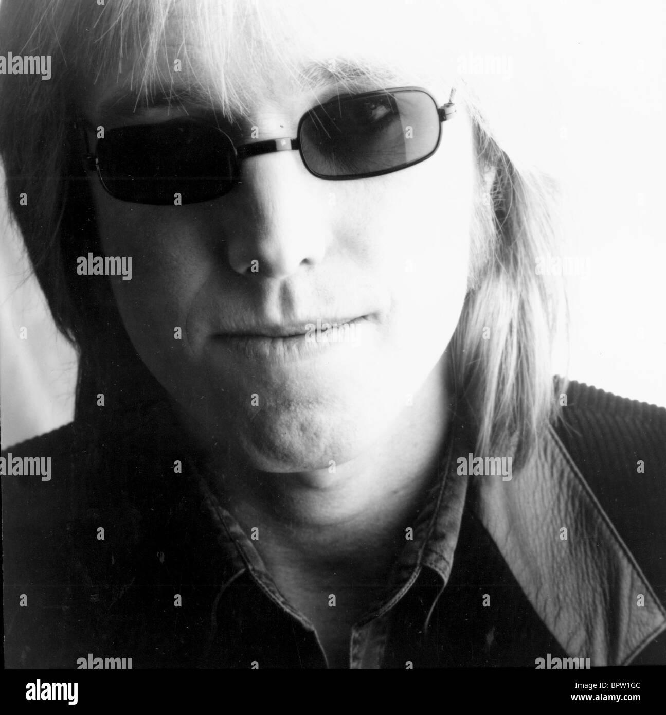 TOM Petty, músico (1980) Imagen De Stock