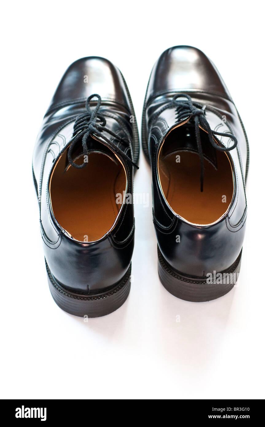Zapatos de hombre Imagen De Stock