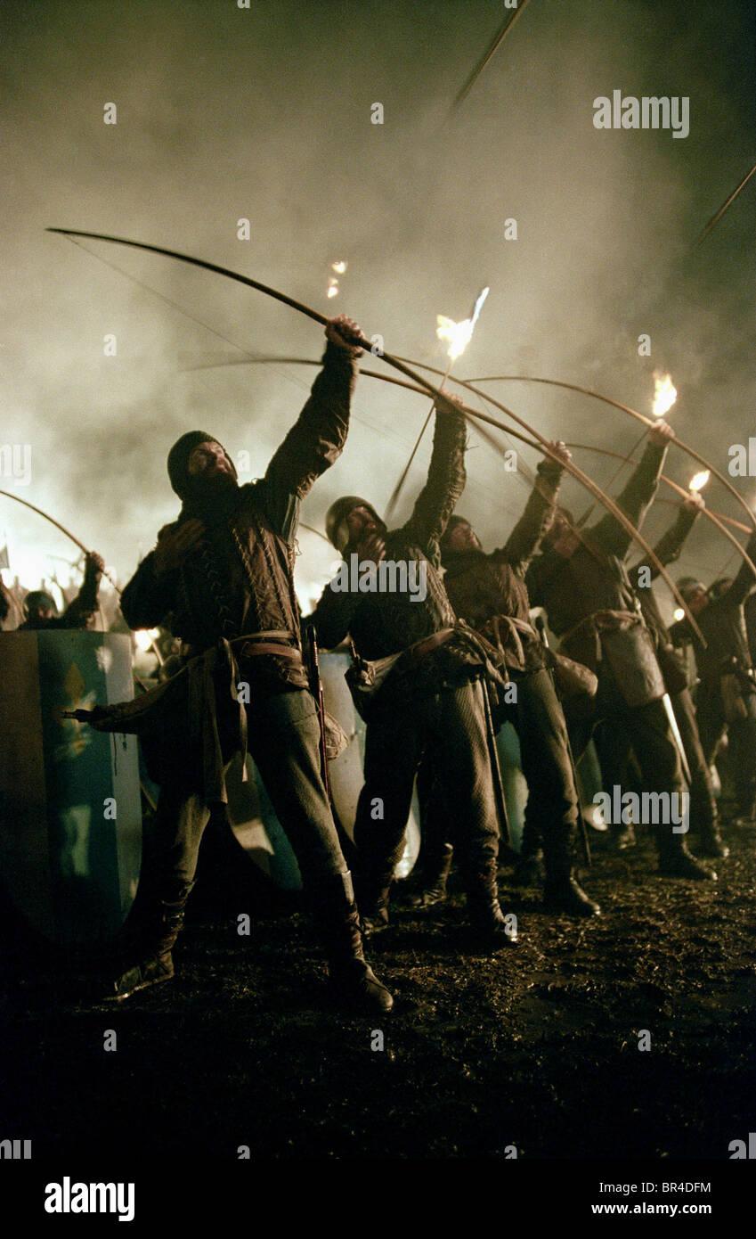 Los arqueros TIMELINE (2003) Imagen De Stock