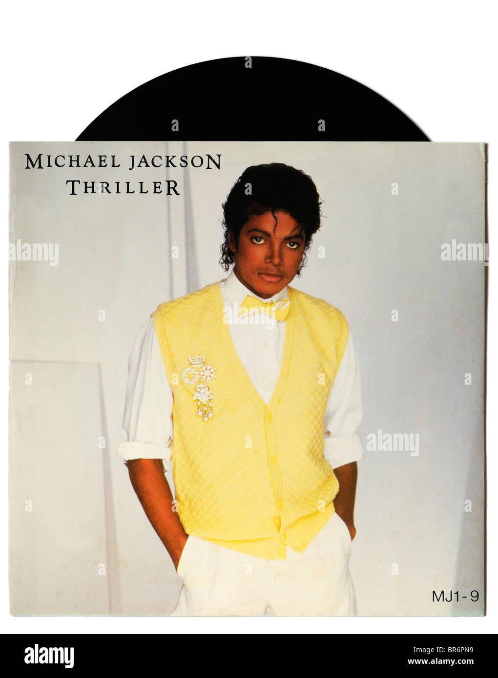 Michael Jackson Thriller sola Imagen De Stock