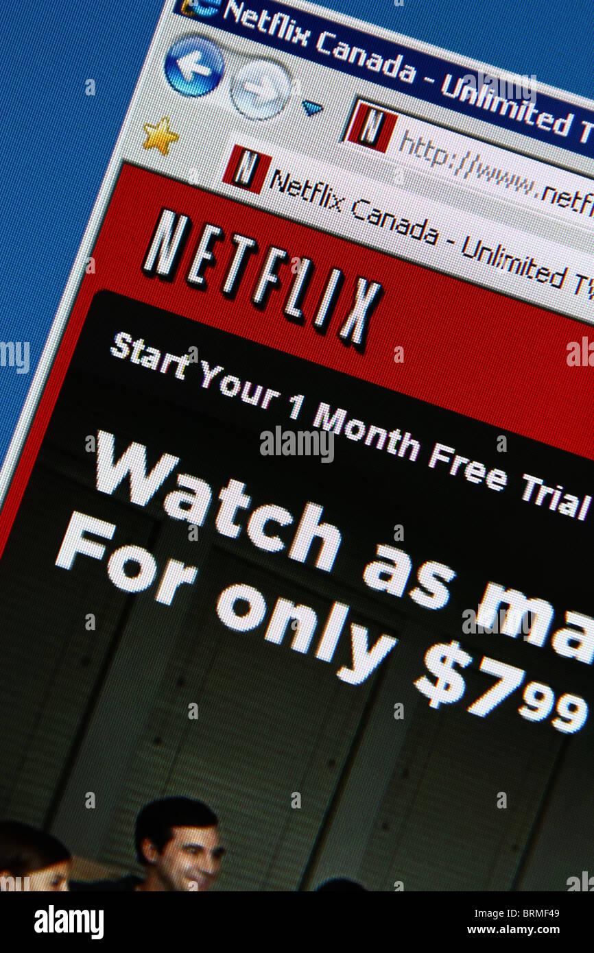 Netflix Imagen De Stock