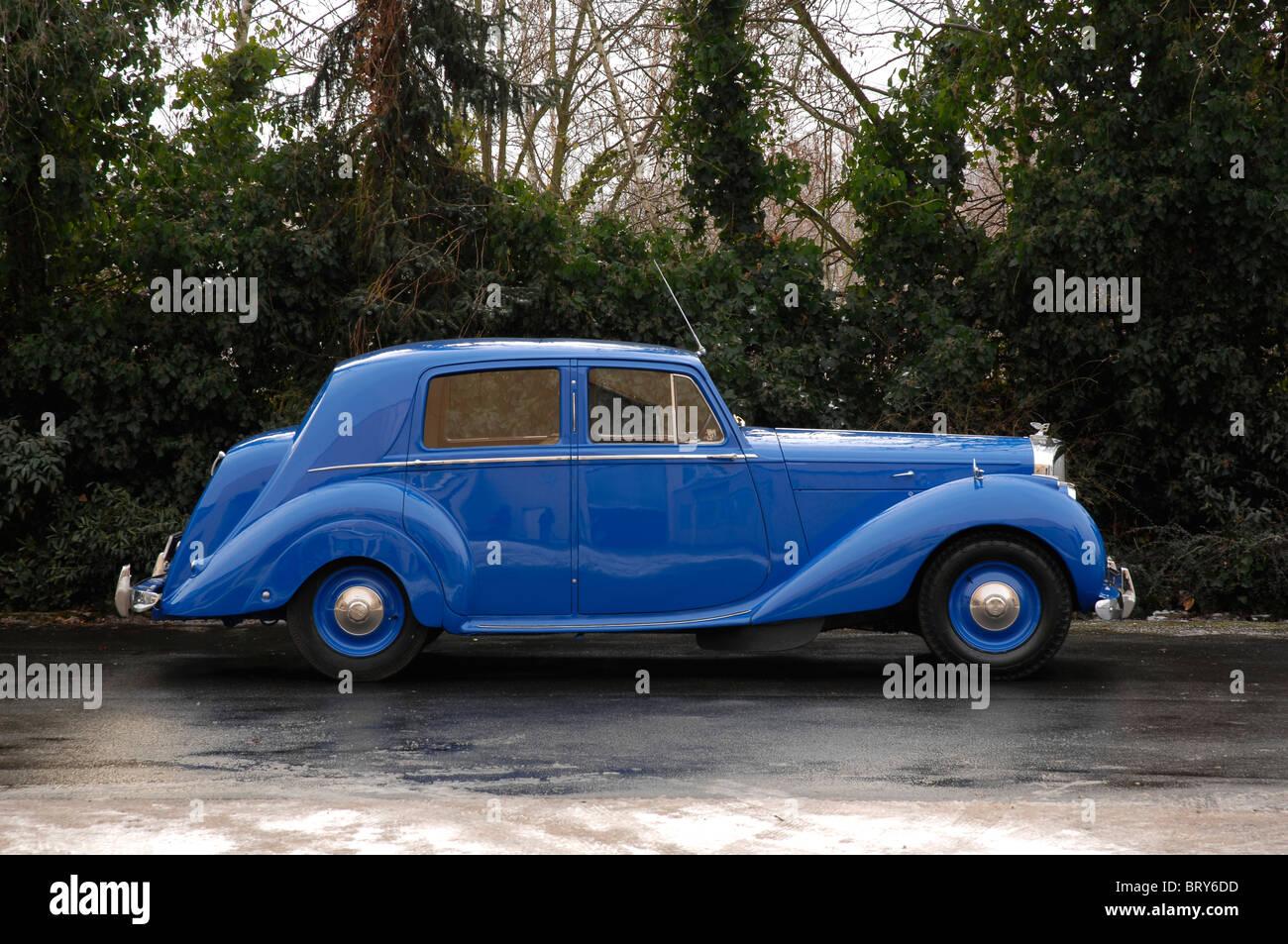 Bentley MK VI berlina deportiva 1948 Imagen De Stock