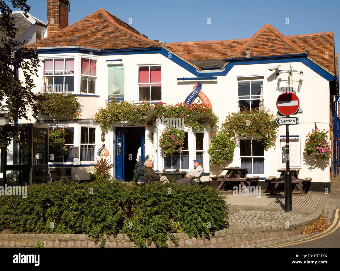 El Ship Inn pub Crouch Burnham en Essex, Inglaterra Imagen De Stock