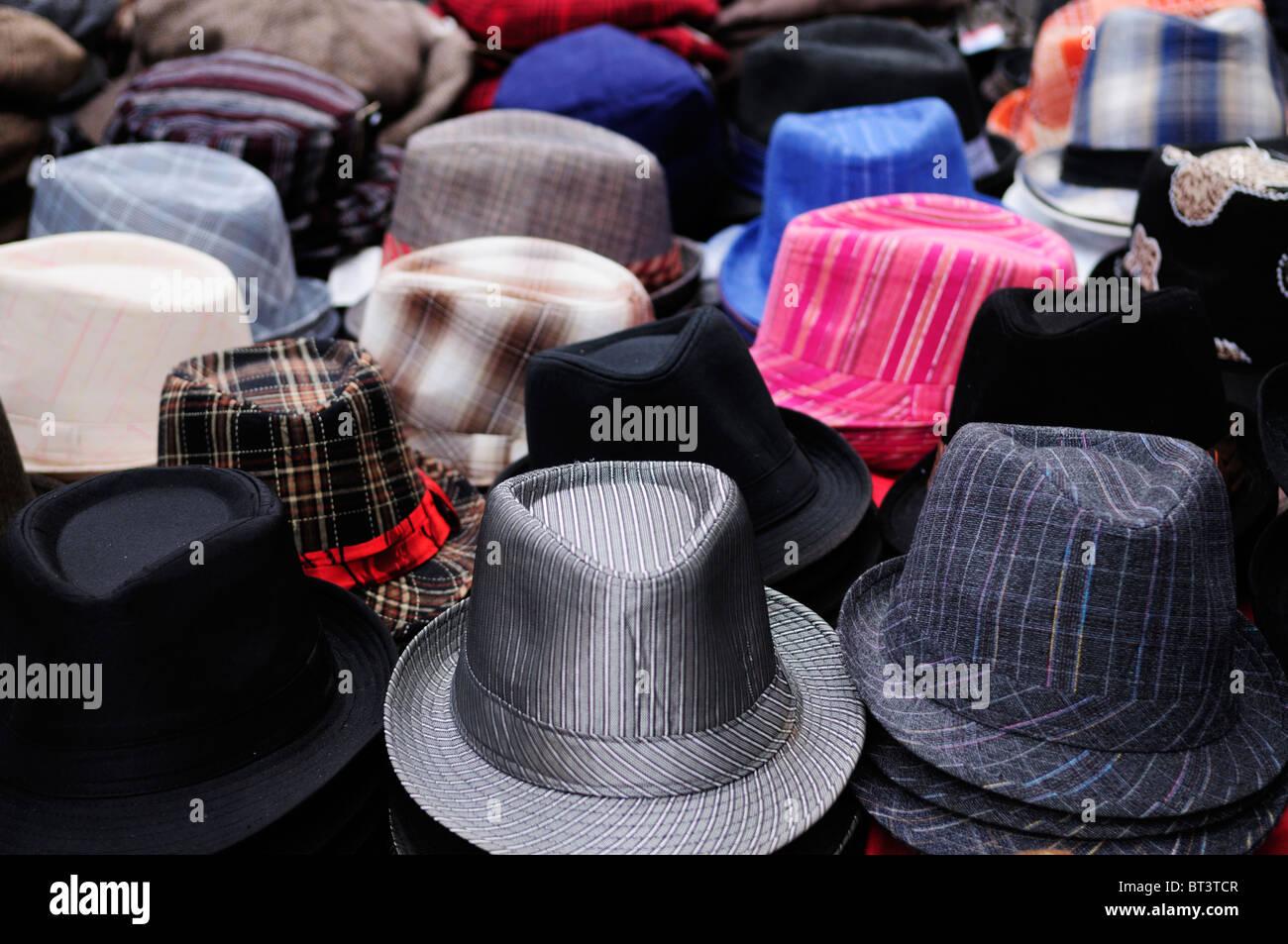 Sombreros Imágenes De Stock   Sombreros Fotos De Stock - Página 2 ... d976c3a9081