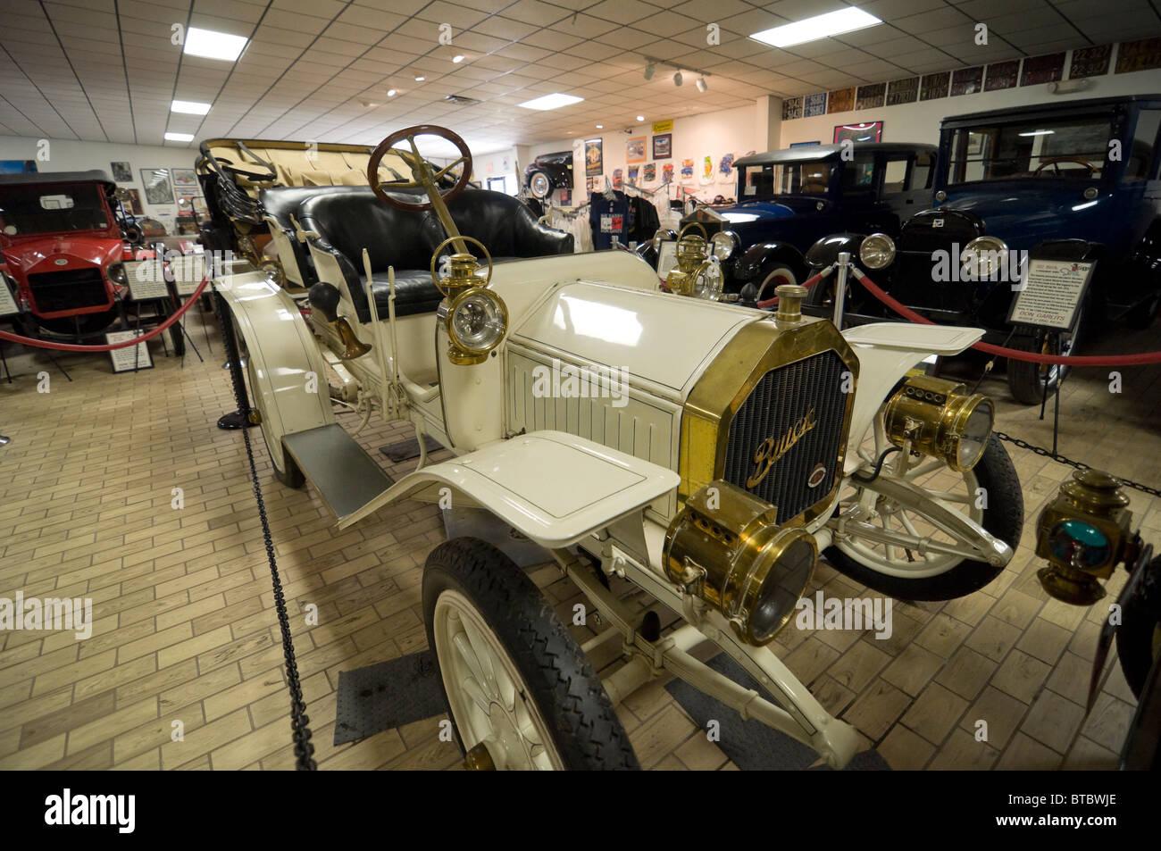 Don Garlits Museo de Automóviles Clásicos Ocala Florida automóviles Buick vintage Imagen De Stock