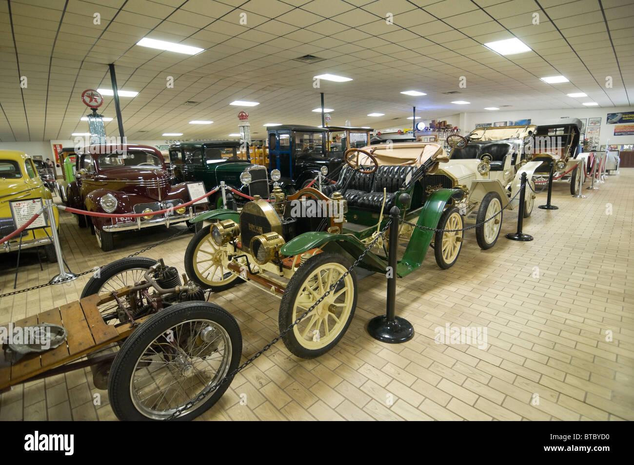 Don Garlits Museo de Automóviles Clásicos Ocala Florida Imagen De Stock
