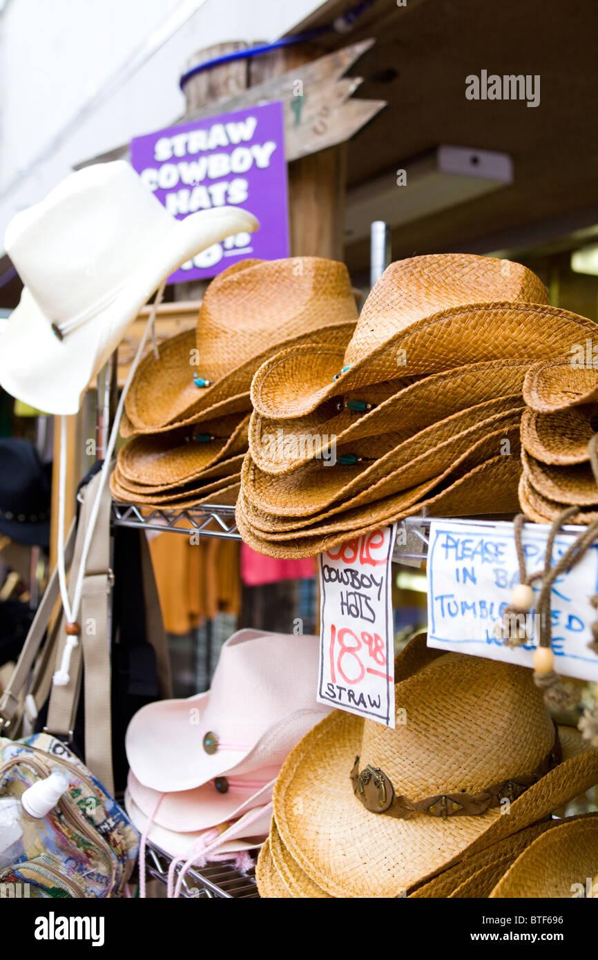 Straw Cowboy Had Imágenes De Stock   Straw Cowboy Had Fotos De Stock ... 90ced8280881