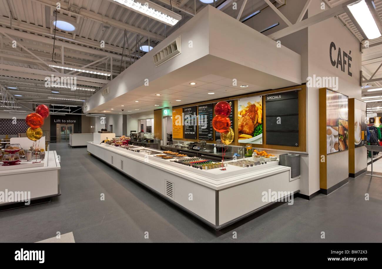 Sainsburys en Crayford, Londres. Imagen De Stock