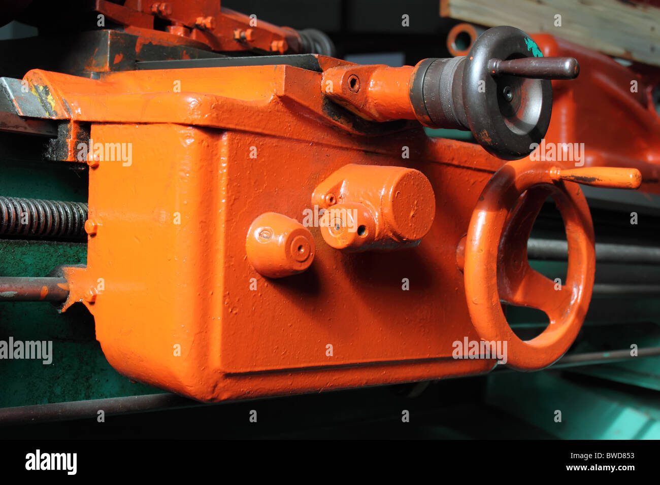 a8e7b7d16cd0 Lathe Engine Imágenes De Stock   Lathe Engine Fotos De Stock - Alamy