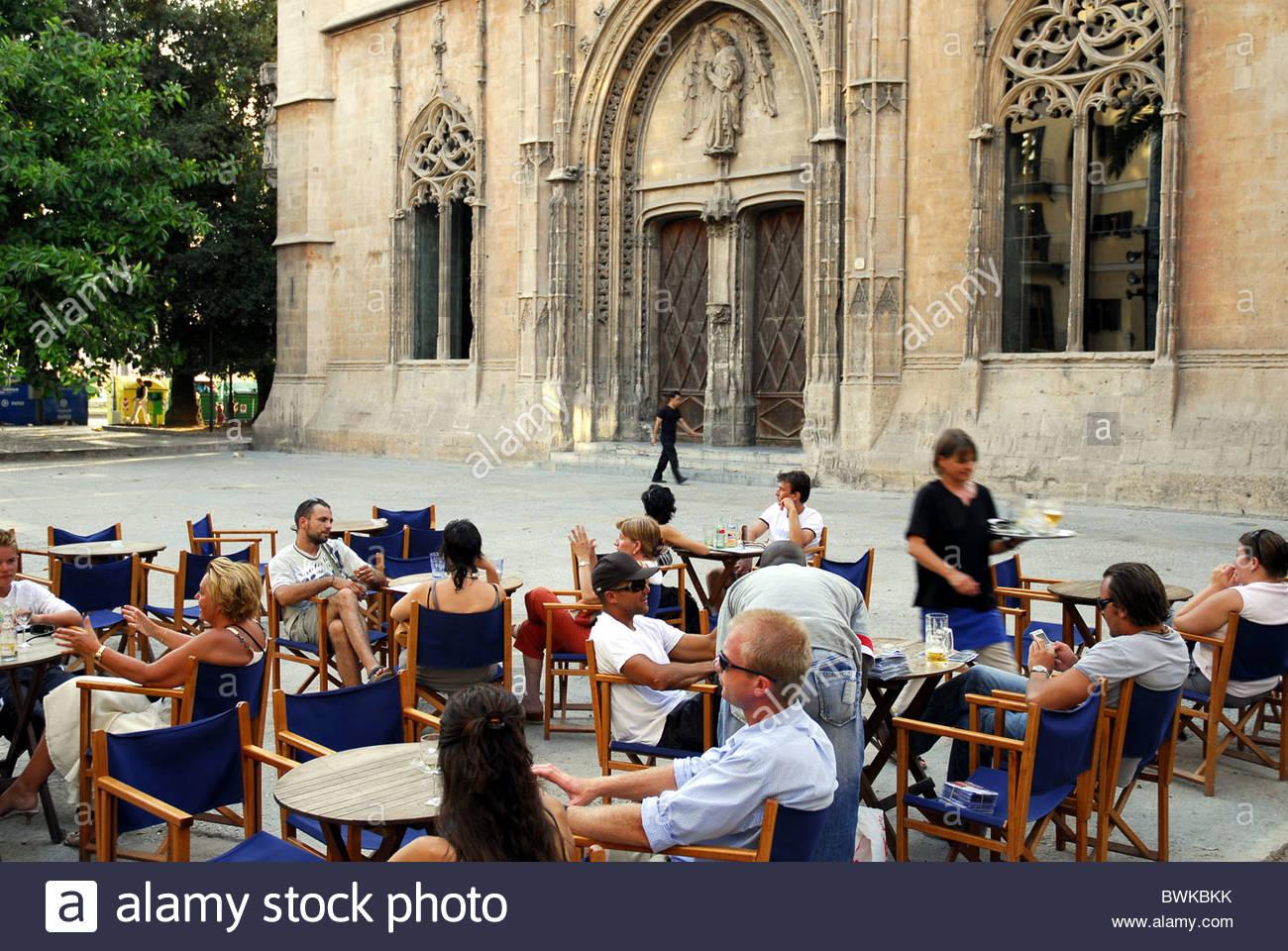 Bar Cafetería Terraza En El Sa Llotja Ex Mercantile