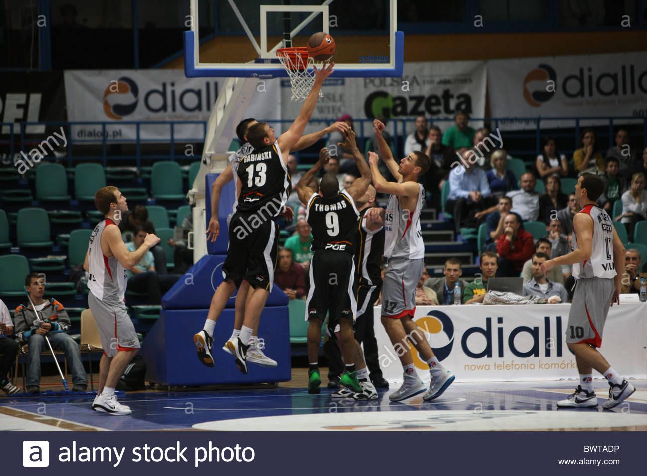 Basketball Imagen De Stock