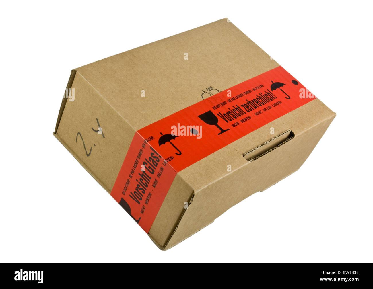 Paquete Foto de stock