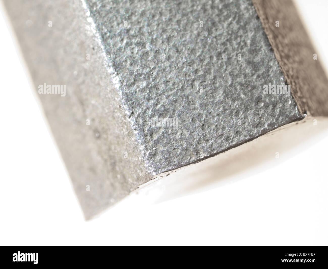 Superficie de acero inoxidable Imagen De Stock