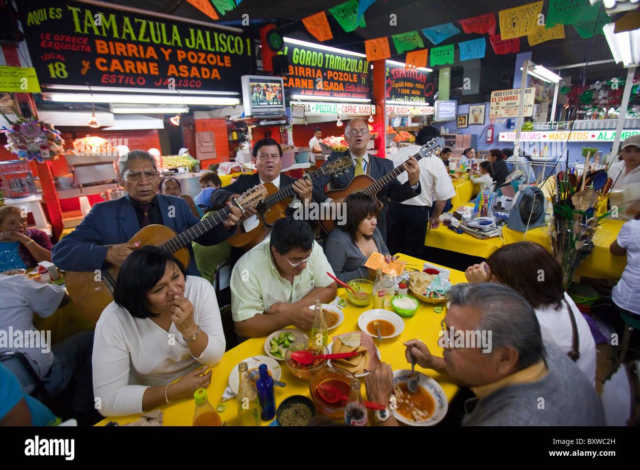Plaza garibaldi restaurantes