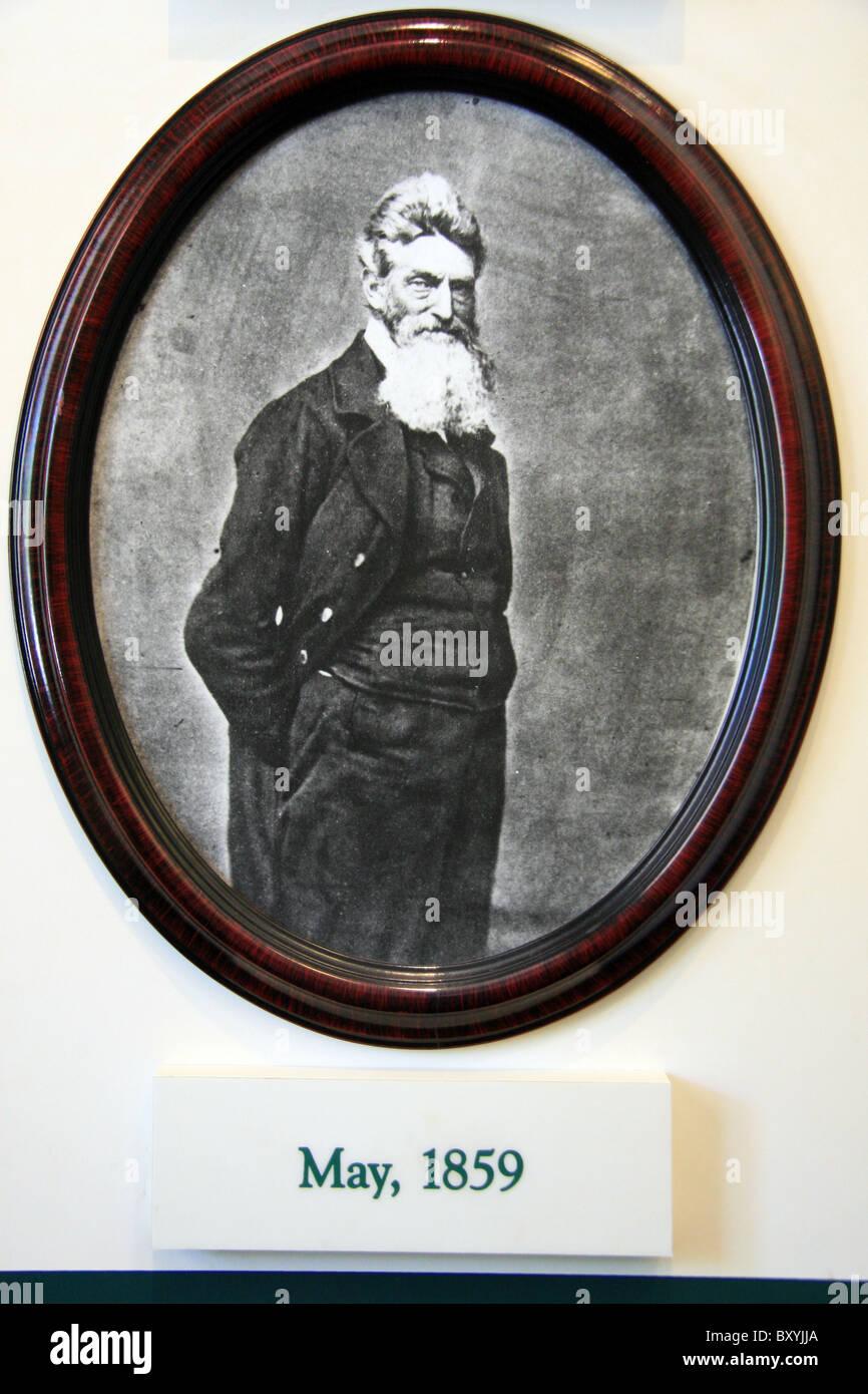 John Brown Abolitionist Imágenes De Stock & John Brown Abolitionist ...